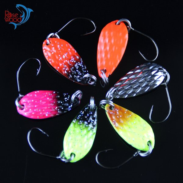 20Pcs Metal Fishing Spoon Lure Jig Bait 3.5G Spoons Lures Bait Artificial Bass Fishing Spinners Fish Supplies Pesca Sport