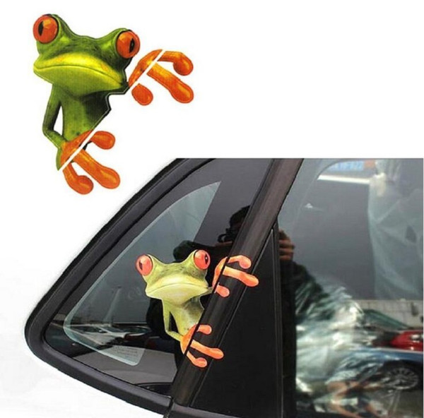 Car Stickers funny animal design Decal cover/anti scratch UV water for body Light brow front back door bumper rearview mirror window etc