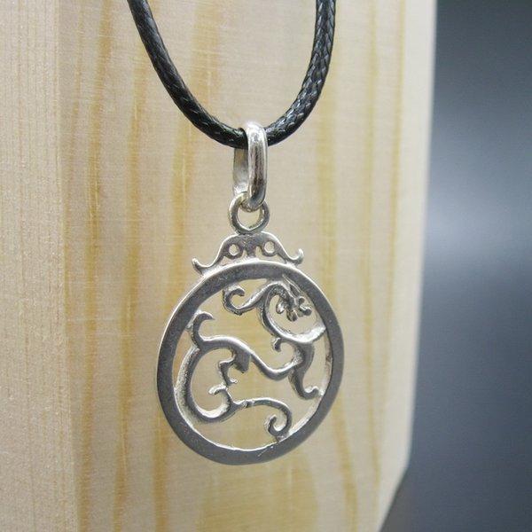 Wholesale 925 sterling silver handmade pendants ancient chinese 925 sterling silver handmade pendants ancient chinese dragon aloadofball Gallery
