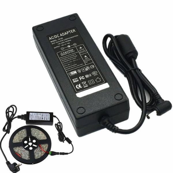 led switching power supply 110-240V AC DC 12V 3A 4A 5A 6A 8A 10A Led Strip light 5050 3528 transformer adapter Christmas lighting