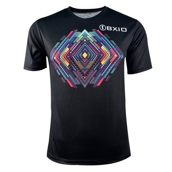 2017 BXIO Brand Bike T-shirts Men Cycling Jersey Only Short Sleeves Pro Team Bike Wear Ropa Ciclismo MTB Bicycle Clothes Sport Shirt