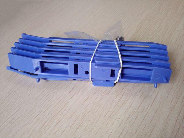 Vente en gros- 5 paires support + vis pour 3.5 à 5.25 Disque dur HDD Tray Converter Caddy