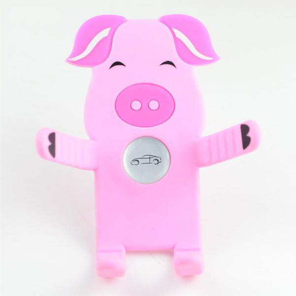 Universal Car Air Vent Support de portable pour iPhone Samsung Téléphones Holder en silicone de porc support de voiture titulaire stand