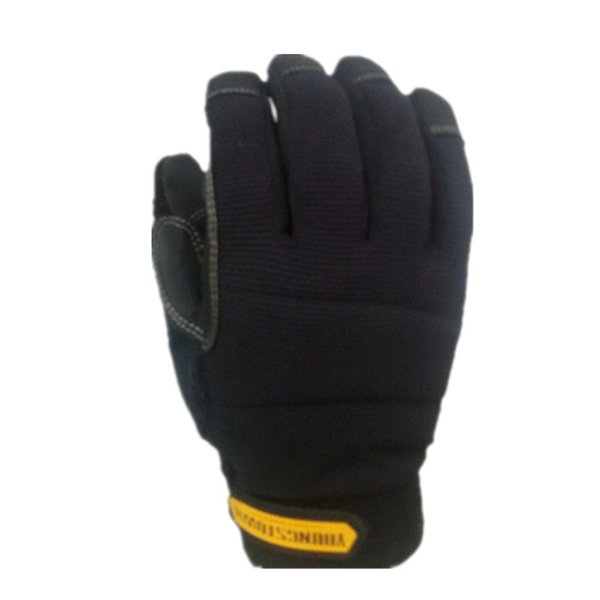 best selling 100% Waterproof and Windproof, Durable, Dexterous, Comfortable and Warm winter work glove(X-Large Black)