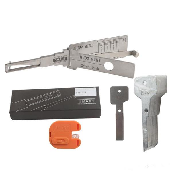 SMART 2 em 1 Auto Pick Decodificador HU92 Para BMW MINI Lock Pick Tool Set Ferramentas Auto Locksmith