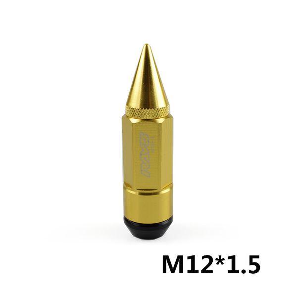 الذهب M12 * 1.5