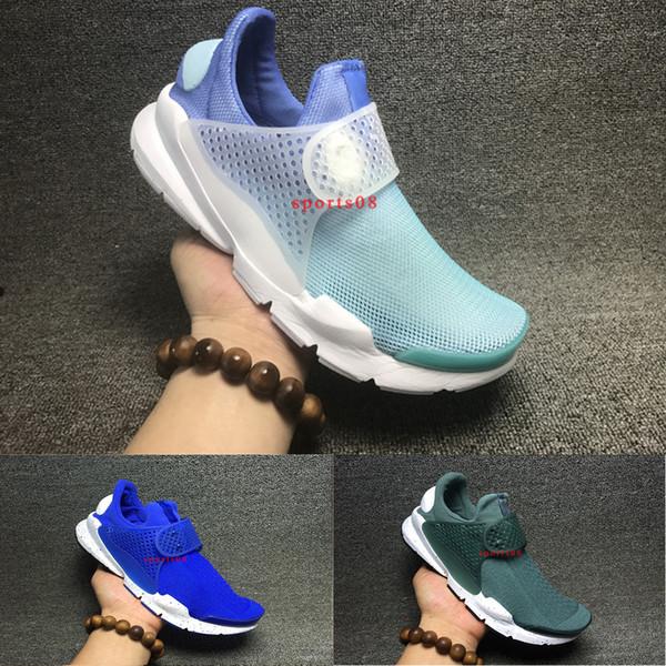 Compre 2018 De La Venta Caliente De Malla Malla De Correr Zapatos Calcetines 57e468
