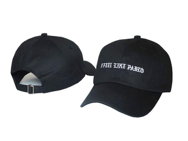 Je me sens comme PABLO New GOOD qualité marque golf casquette pour hommes et femmes Snapback casquettes de baseball Casquette chapeau Sports Outdoors Cap PPM
