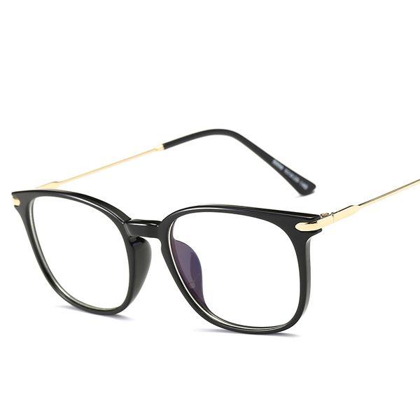 Wholesale- Brand TR90 Anti Blue Light Goggles Reading Glasses Protection Eyewear Titanium Frame Computer Gaming Glasses For Women Men
