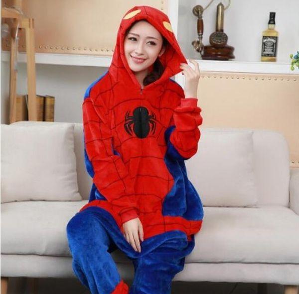 foto de Acheter Hiver Spinder Kigurumi Pyjamas Pas Cher Mignon Animal ...