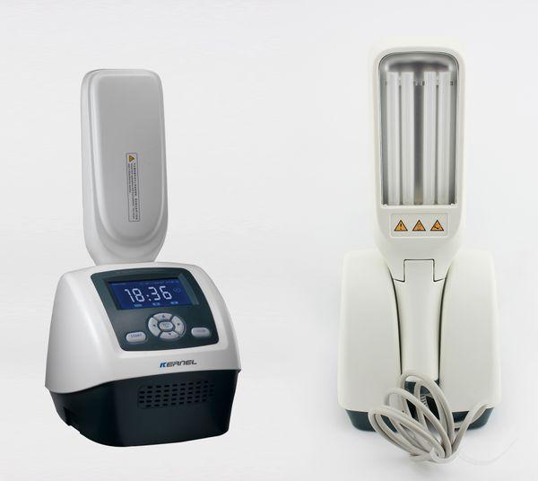 Uv phototherapy lamp 311nm narrow band uvb light vitiligo treatment p oria i phototherapy device kn 4006b