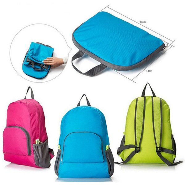 Multifunctional Foldable Travel Kit Pouch Luggage Packing Cube Storage Zipper Nylon Bag Set Clothes classify Storage Organiser
