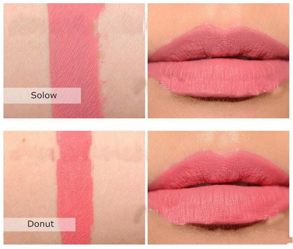 Top quality ColourPop Cosmetics Ultra Matte Lipstick Koala Vice Lip Colour Pop 12 colors fast shipping+with gift