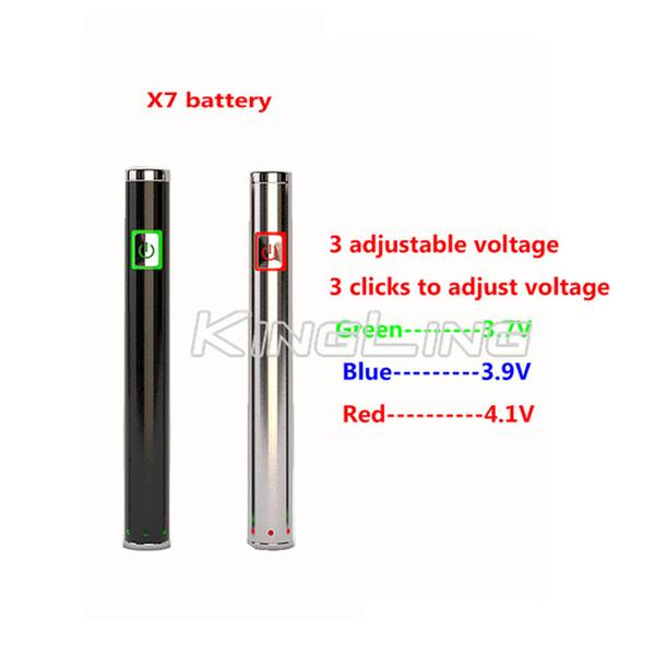 Bateria X7 apenas