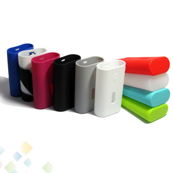 Istick 50W box mod proect case soft Silicone rubber Cases carry Bag cover for Ismoka Istick 50W Mods protective Skin DHL Free