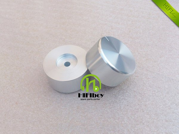 HIFI Aluminum Volume knob 10pcs Diameter 44mm Height 22mm amplifier knob speaker knob