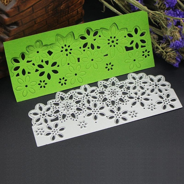 Hohle Haus Metall Stanzformen Präge Scrapbooking Schablone DIY Craft Karte Dekor