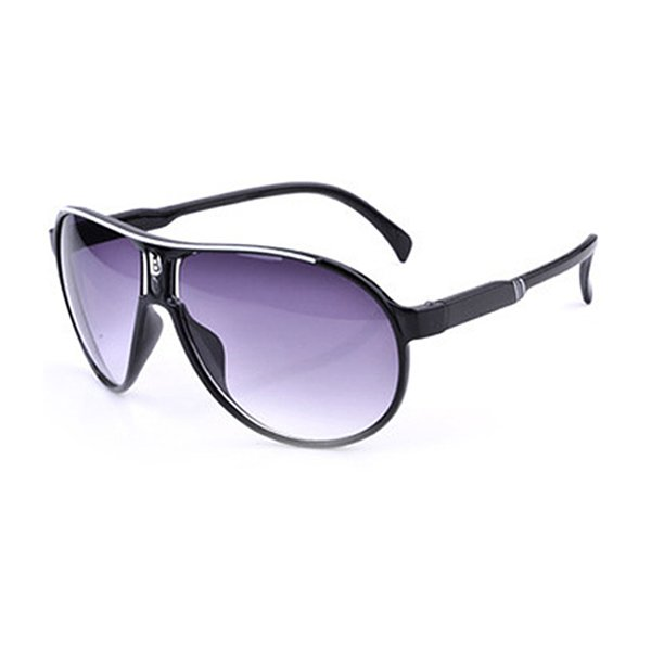 Wholesale-Children Girl Boy Baby Kids AC Lens PC Frame UV 400 Sunglasses Black
