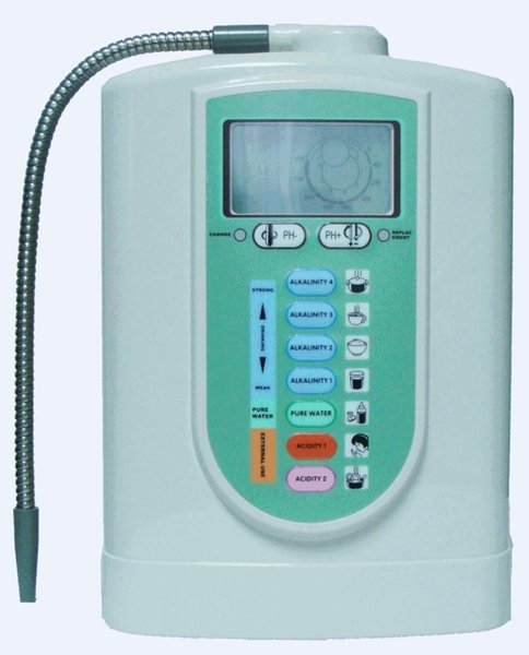 Ionizador de agua alcalina / ionizador de agua Sistema de máquina Ionizador de electrolisis de agua110-220V EHM-719