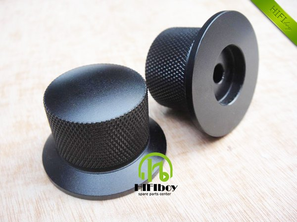 HIFI Aluminum Volume knob 10pcs Diameter 38mm Height 25mm amplifier knob speaker knob