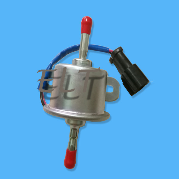 best selling Electric Fuel Pump 12V Used for Excavator CAT305.5 CAT305 305
