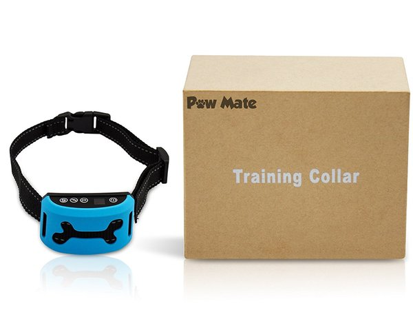 Bark Control Collar Is Rainproof & Rechargeable. Safe & Effective Way To Eliminate Excessive Barking Through Vibration & Sound.