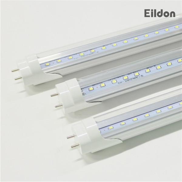 T8 LED-Röhren kompatible Vorschaltgeräte 2ft 3ft AC85-265V 10W 14W G13 48LEDs 2835SMD Leuchtstofflampen Direkt-Shenzhen-China