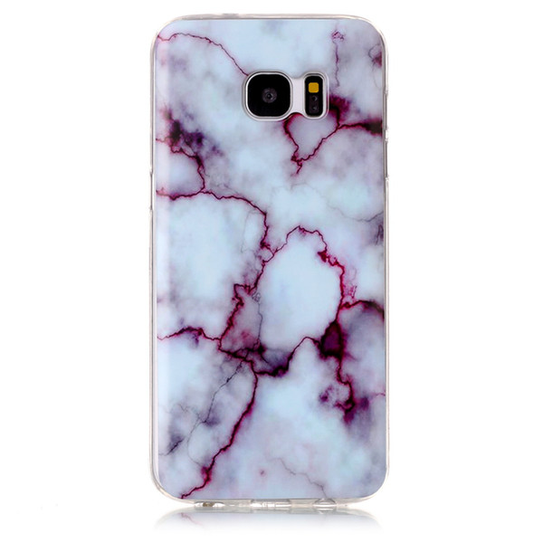 2016 New Arrival Marble Grain Pattern Tpu Soft Ultra Thin Mobile Phone Back Cover Case for htc one m8