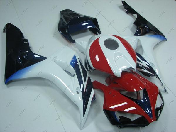 Plastic Fairings for Honda Cbr1000 RR 06 Full Body Kits CBR1000 RR 2006 White Red Black ABS Fairing CBR 1000 RR 2007 2006 - 2007