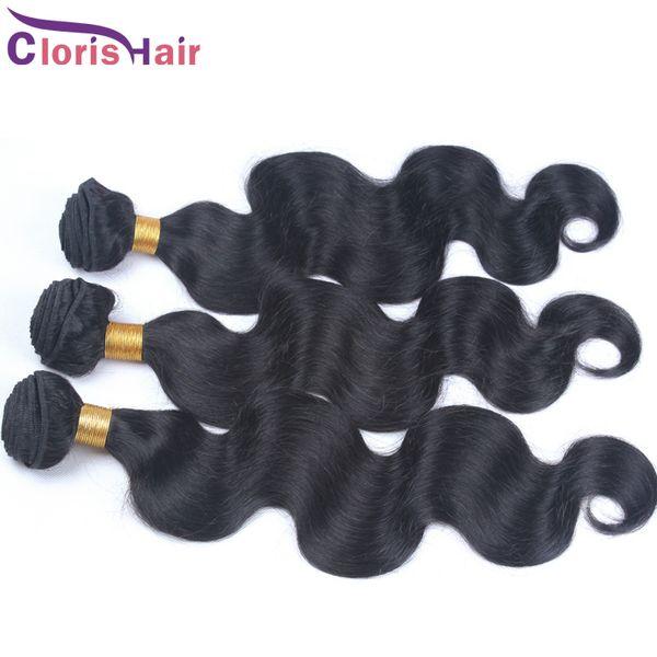 Unprocessed Raw Cambodian Russian Burmese Body Wave Remi Hair