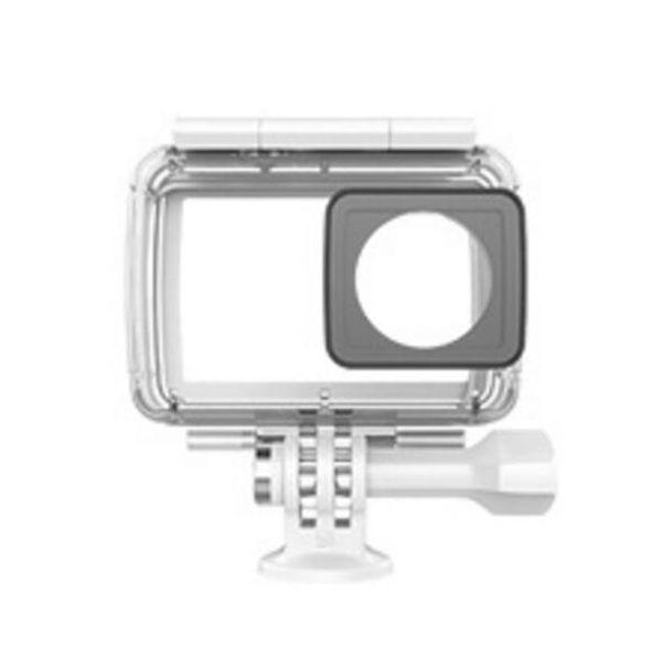 Оптовая продажа-100% оригинал xiaomi Yi камеры аксессуары и запчасти водонепроницаемый чехол дайвинг 40 м водонепроницаемый для Xiaomi YI 4K действий камеры 2