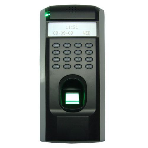 Оптово-ZK F7 TCP IP или RS232 и RS485 Биометрические отпечатков пальцев Дверной контроллер доступа ZK Теко F7 High Speed Time Recorder с программным обеспечением