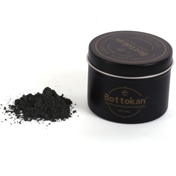 45g Teeth Whitening Powder Organic Charcoal Bamboo Stain Remove Oral Hygiene Dental Care Bamboo Activated Charcoal Powder
