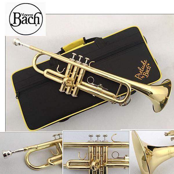 Trompette BACH TR-600 petite trompette professionnelle instruments de musique