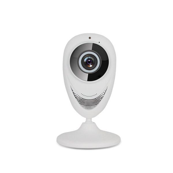 EC network panoramic camera 1.0MP 1.44mm 185 degrees fisheye lens 1MP Wireless Wifi IP Camera Infrared Night Vision