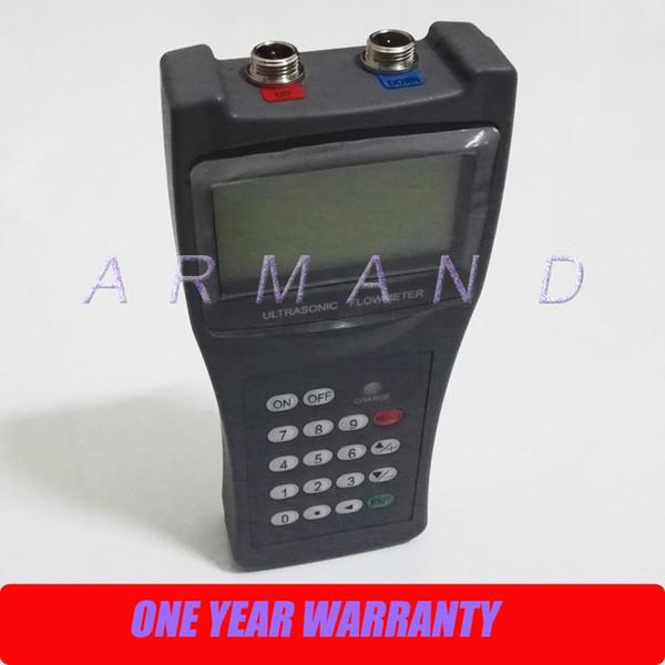 TDS-100H Ultrasonic Flow meter DN50-700mm M2 Transducer Sensor Portable Handheld Liquid flowmeter