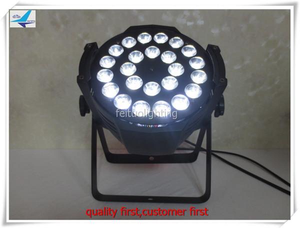 2/lot 24x15w par64 5 in 1 led par can light 5/9 CH rgbwa led par light
