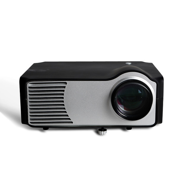 Wholesale-Factory Sale Cheapest Home theater cinema 2200Lumen mini proyector HDMI LEDLCD HD Video 3D Projector/prokector