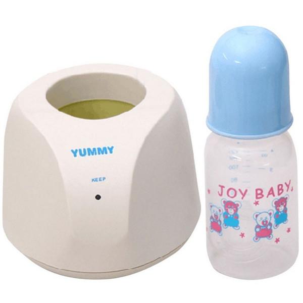 Vente en gros-chaude nouvelle 1 chauffe-lait chaud + 1 bouteille de lait nouveau ménage chauffe-lait chaud pour température plus chaude infantile pour bébé nouveau-né