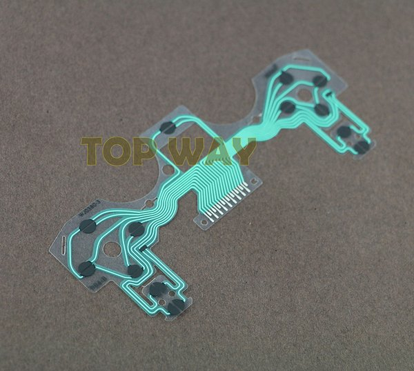 2019 Green Replacement Flexible Ribbon Cable Printed Circuit Conductive  Film For PS4 Controller From Gametop, $4 03 | DHgate Com