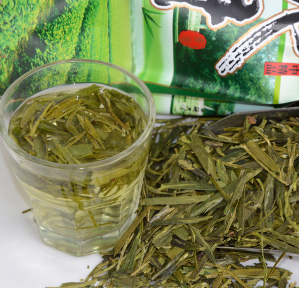 best selling 2019 new tea Health Care 250g Well Chinese Longjing Tea the Chinese Green Tea Longjing The China Slimming Beauty