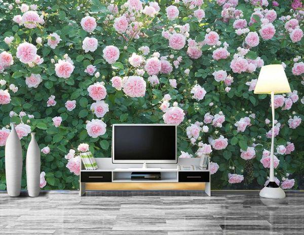 3d Wallpaper Modern Simplicity Bedroom Living Room Home Improvement Papel De Parede Rose Photo Wallpaper Pc Desktop Wallpaper Pc Wallpaper From
