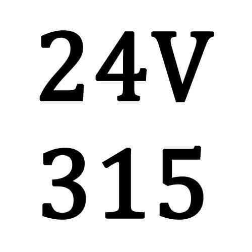 24V 315