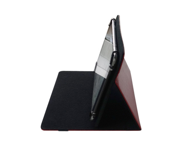 Wholesale-Universal 8 inch tablet case PU leather Magic Hook stand case Cover For ipad mini 1 2 3 4 for 8 inch Tablet PC