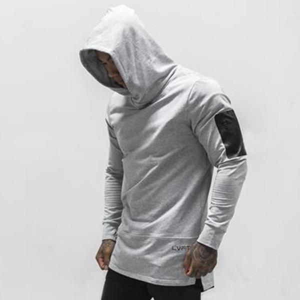 Wholesale- 2017 hot fashion mens hip hop hoodies sweat suit tracksuit men with the hole hoodies men sweatshirt spring male streetwear