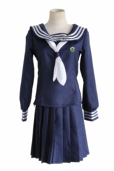 TIGER DRAGON Toradora Aisaka Taiga salior Cosplay Costume sexy halloween costumes for women School Suit Uniform