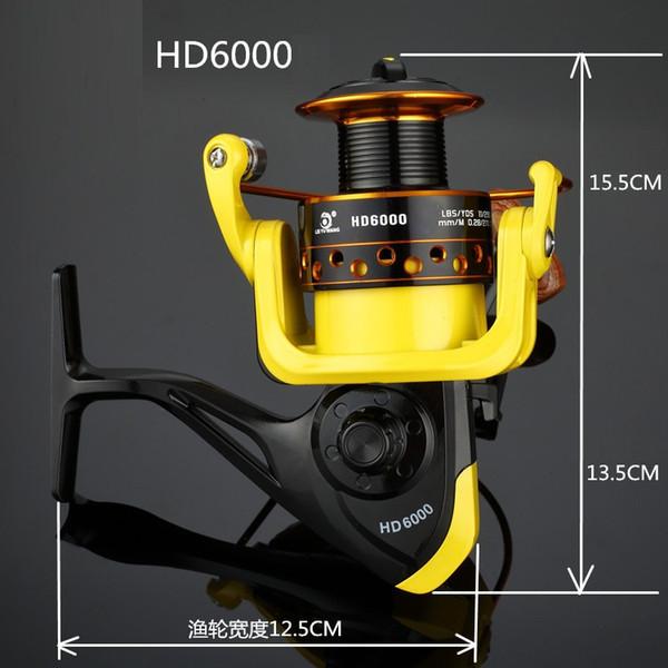 HD 6000