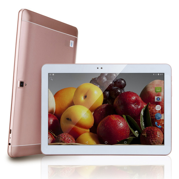 4G LTE 10.1 inch Tablet PC Octa Core 1280X800 RAM 4GB ROM 64GB 8.0MP 4G Dual sim Phone Android 6.0