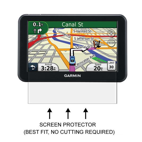 Großhandels-3 * Klar LCD PET Film Anti-Scratch-Schutzfolie für Garmin Nuvi 50 50LT 50LM 50LM LT LM LMT Aviation GPS