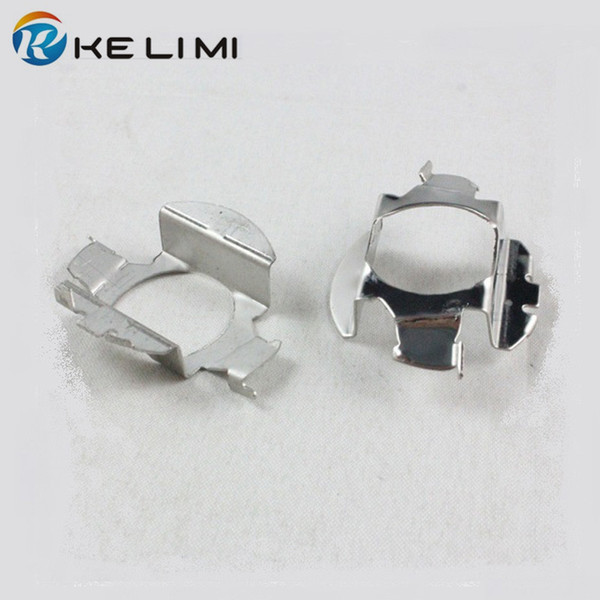HID Headlamps Xenon Bulb Conversion H7 Metal SA TYPE Adapter Holder Converter Base Sockets For Volkswagen VW New Bora Accessories